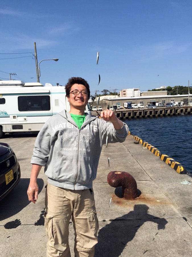 明日より『爆釣モーニング』がお引越しします!!