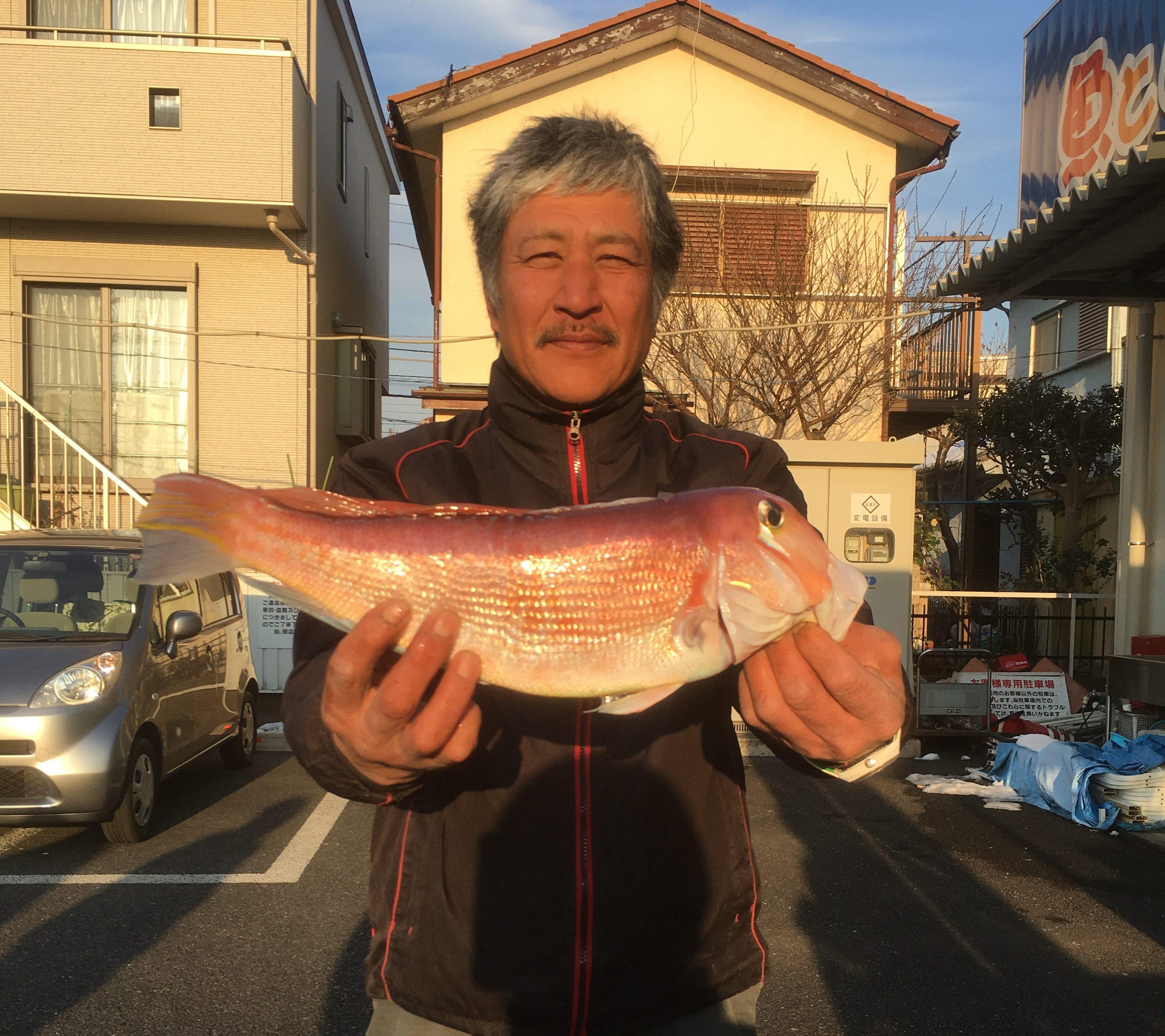 八王子市・宮崎様 〜アマダイ最大48cm含む/7匹〜