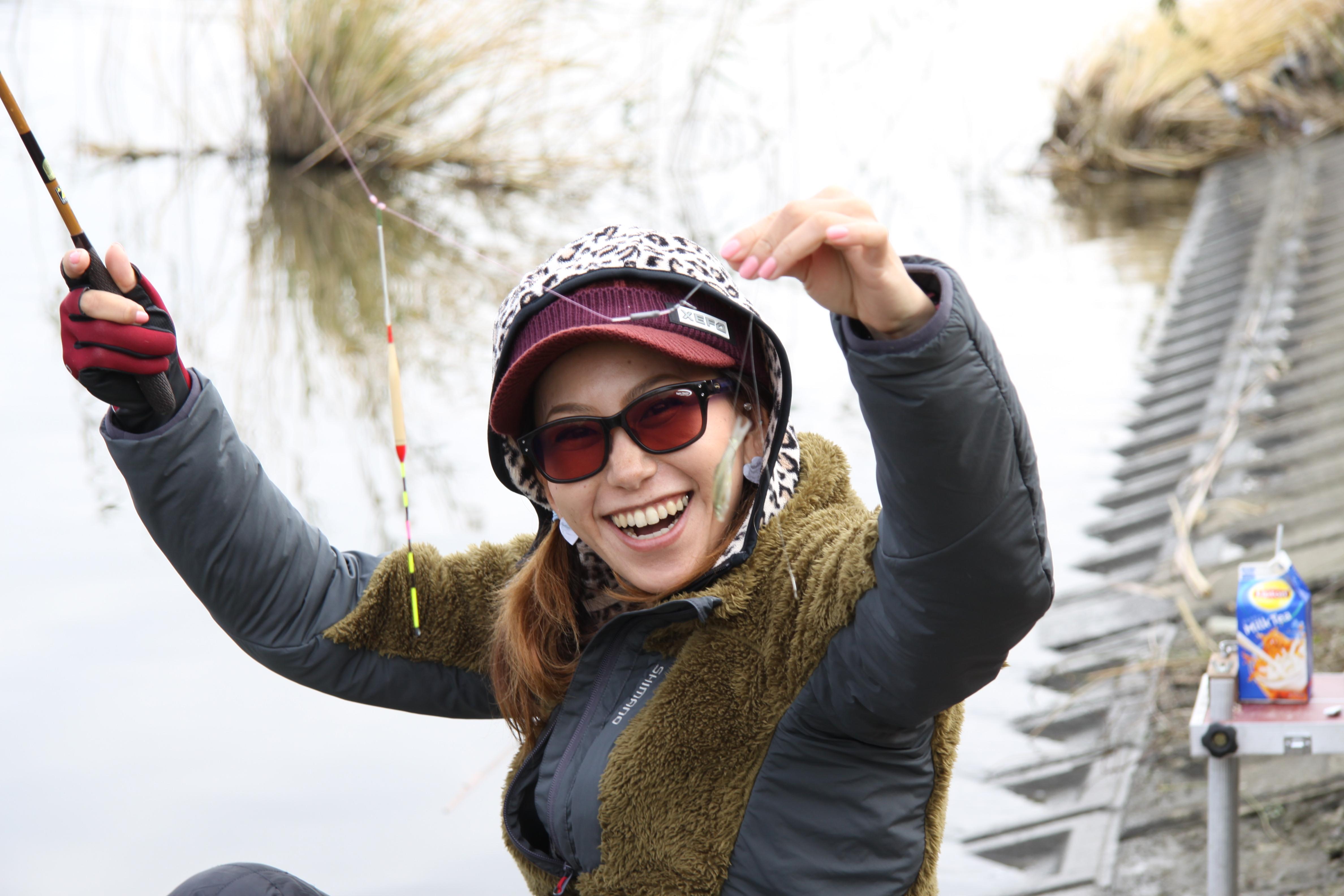 冬の釣行を快適にするイチオシウェア!シマノ『JA-061Q フリースジャケット』