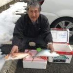 八王子市・宮崎様 〜アマダイ最大42cm含む/9匹〜