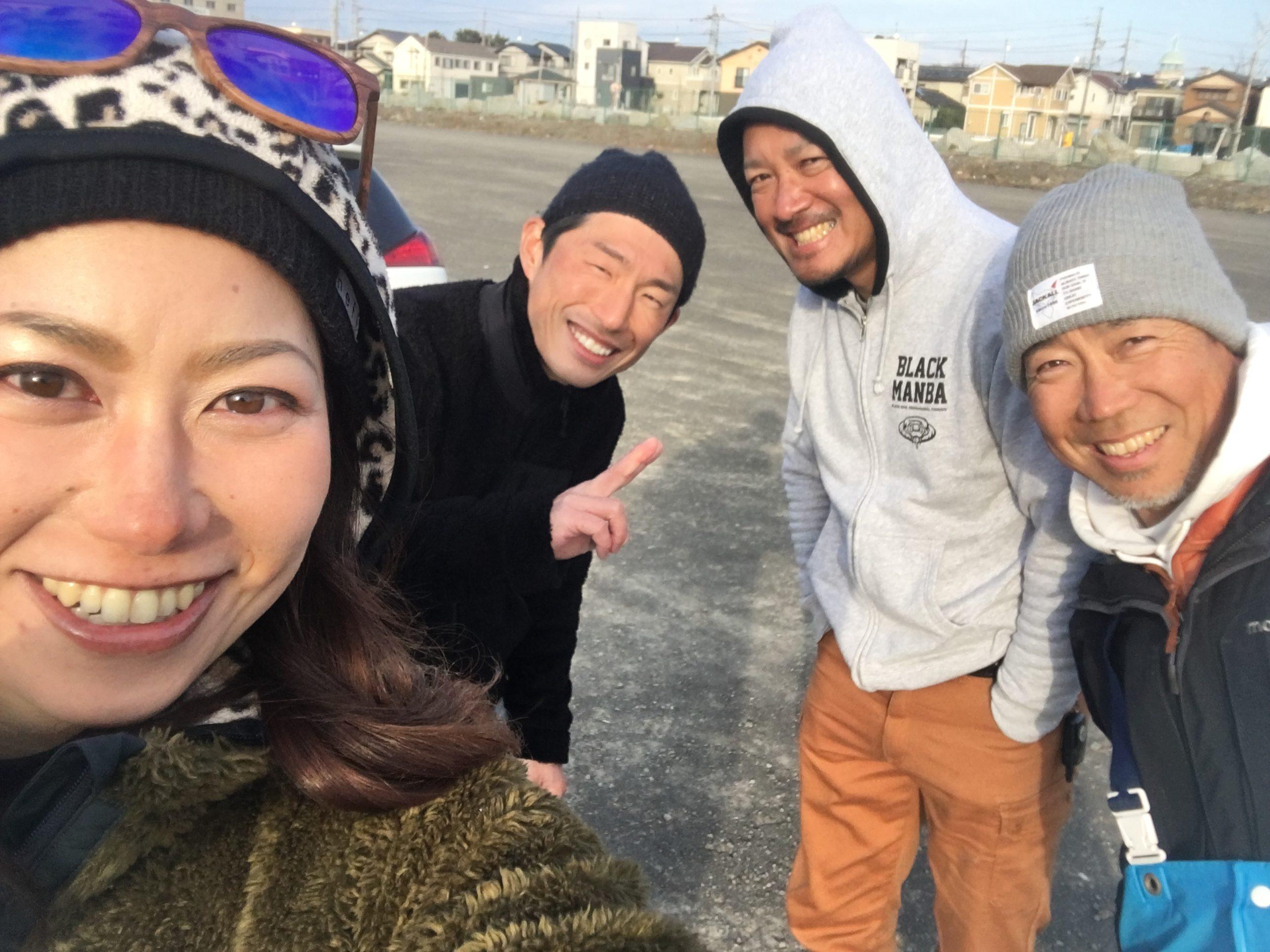 スタッフ千鮎釣行記〜タイラバ〜