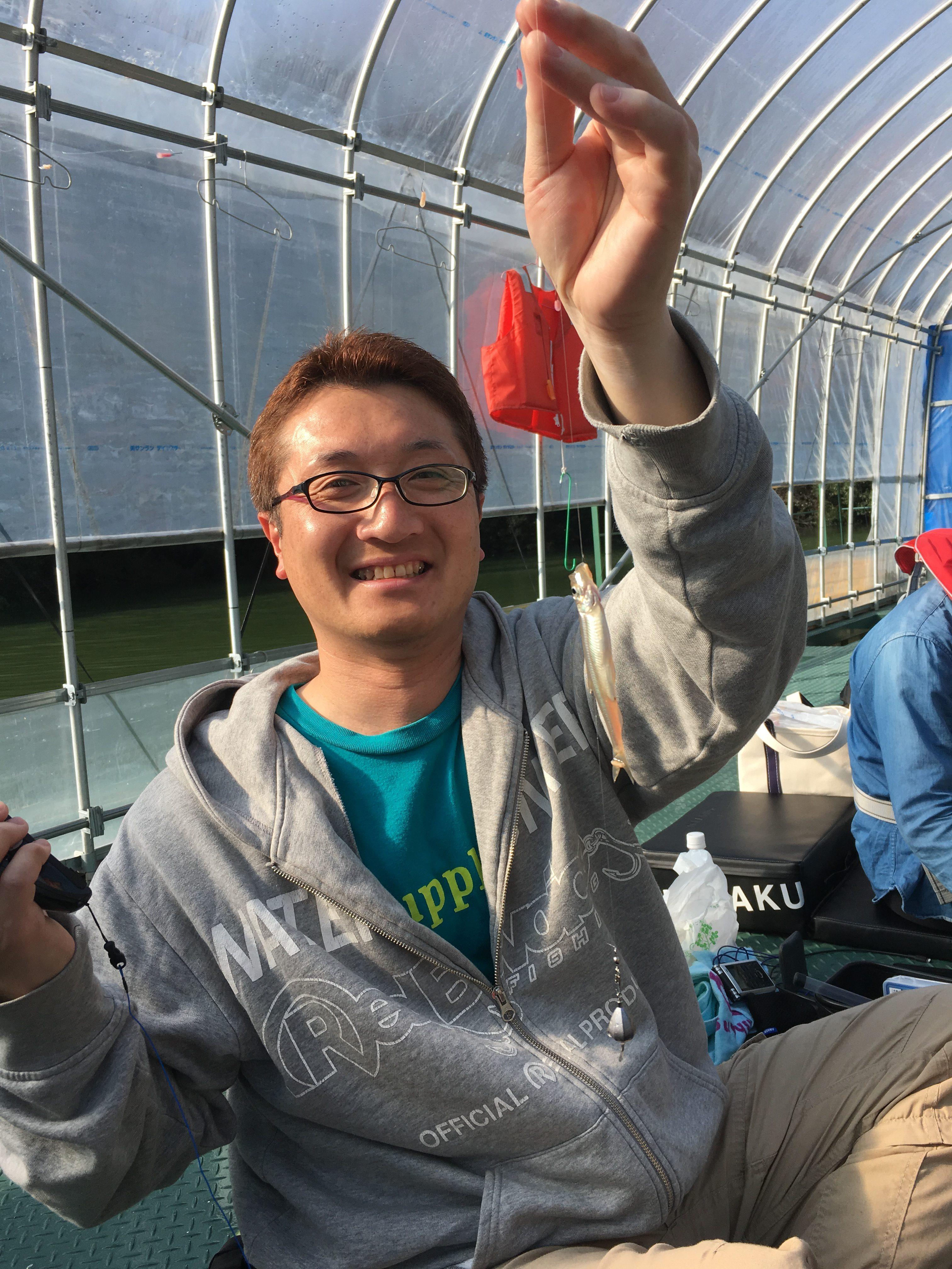 明日の爆モンは、津久井湖ワカサギの実釣レポート!!