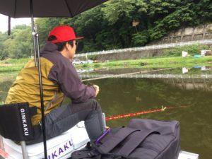 今週のバクモンは、銀閣を使ったヘラブナ釣りの実釣レポート!