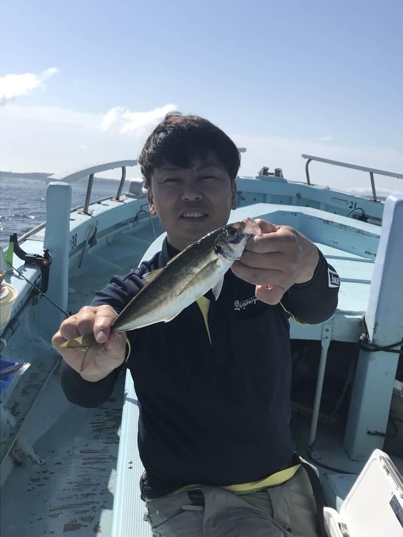 スタッフ平賀釣行記〜ライト五目 アジ・マハタ・他〜