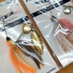 これは買い!釣れるオーラ満載の新製品!ダイワ『スティーズ スピナーベイト3/8oz』