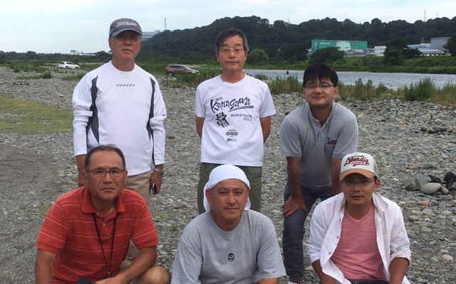 【報告】2018年6月27日(水)相模屋鮎友釣り初めて講習会