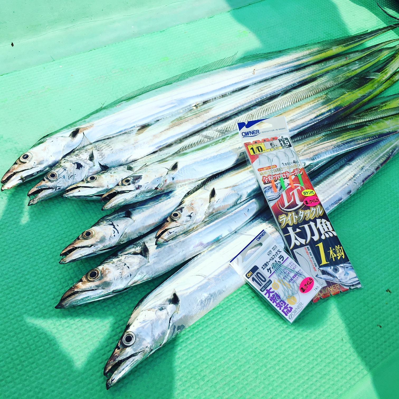 今週の爆朝は、久々の釣りクイズ♪スタッフ川嶋の登場です!
