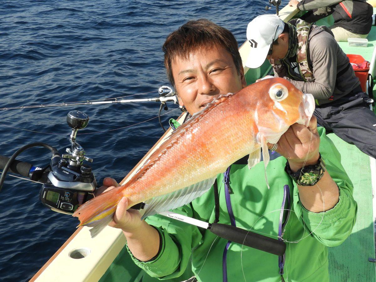 スタッフ平賀釣行記~シマノ『フォースマスター600』試釣会~