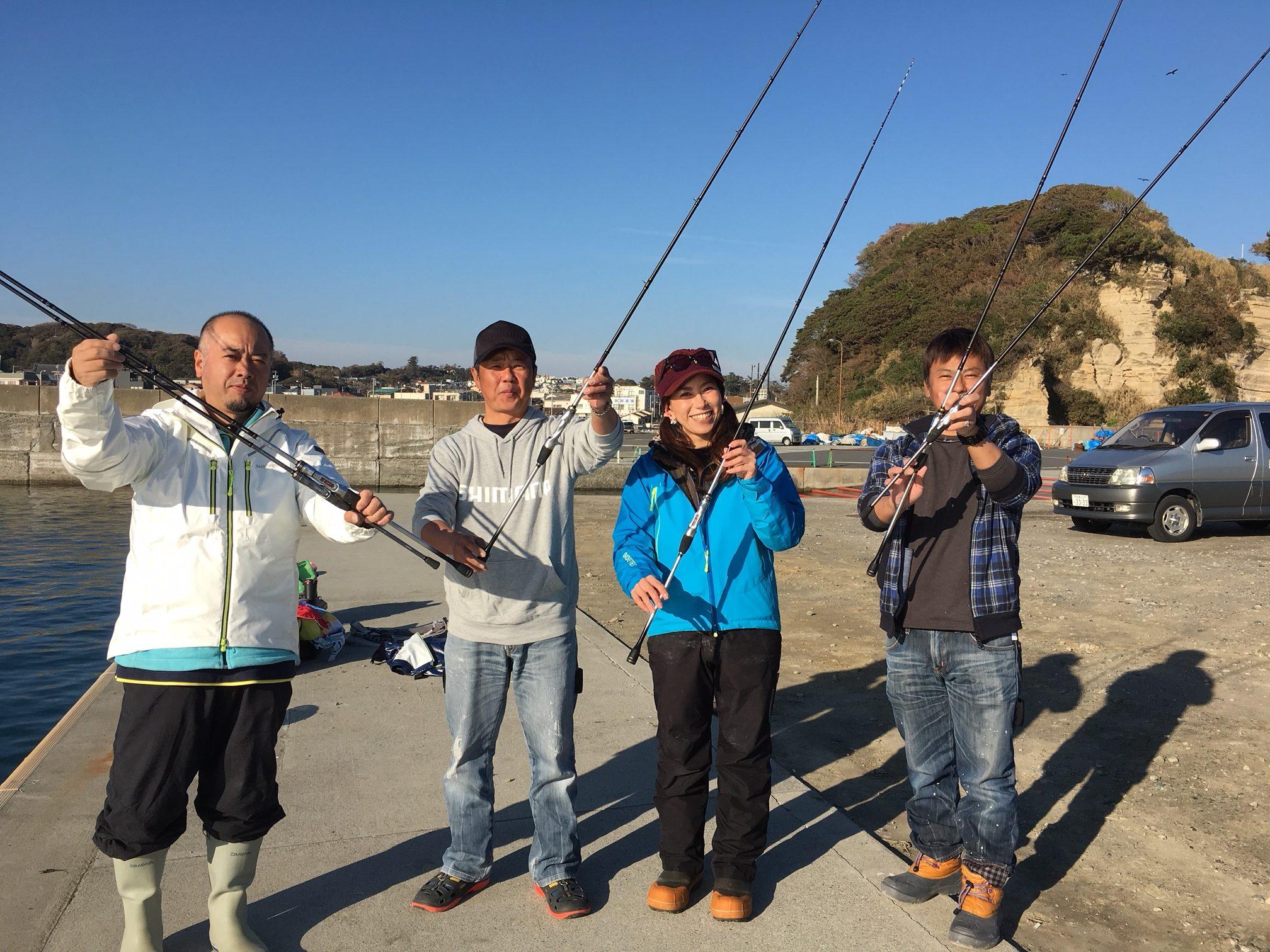 スタッフ千鮎釣行記~カワハギ 10cm弱-25.6cm/8枚、他~
