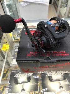 新製品&既存製品が入荷!テイルウォーク『オクトパス 54R LIGHT・エラン ワイドパワーオクトパスSP II 64BR』