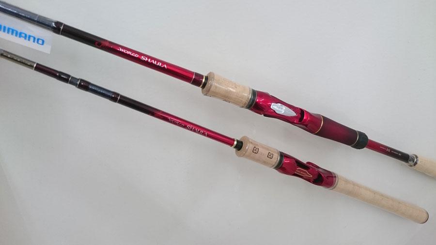 シマノ『ワールドシャウラ15103RS-3・1703R-2』