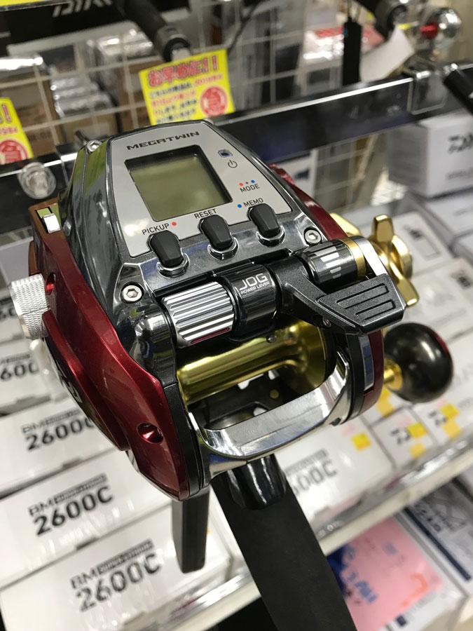 DAIWA『シーボーグ500MJ』
