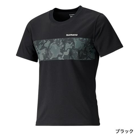 シマノ『Tシャツ(半袖) SH-096S』
