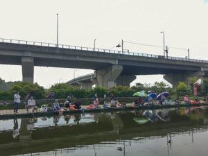 明日の爆朝は、実釣レポート♪へら鮒釣りに挑戦!!