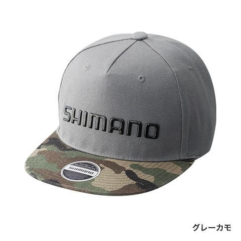 シマノ『フラットブリムキャップ CA-091S』