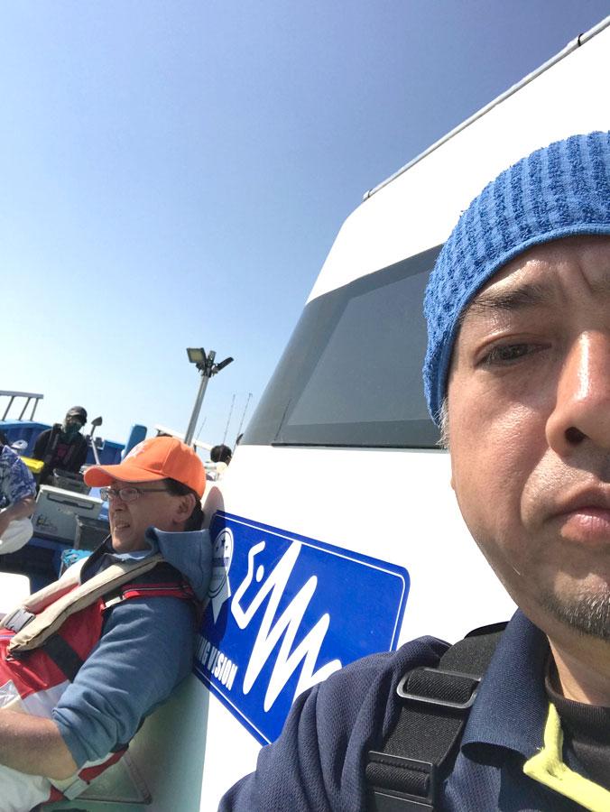 スタッフ川嶋釣行記~NEWライトゲームCI4+試釣・アジ大漁~