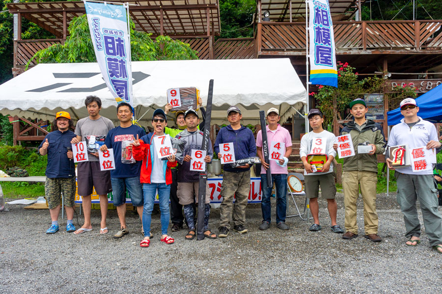 【報告】2019年6月23日(日)第6回Sagamiyaバス釣り大会マジバトル