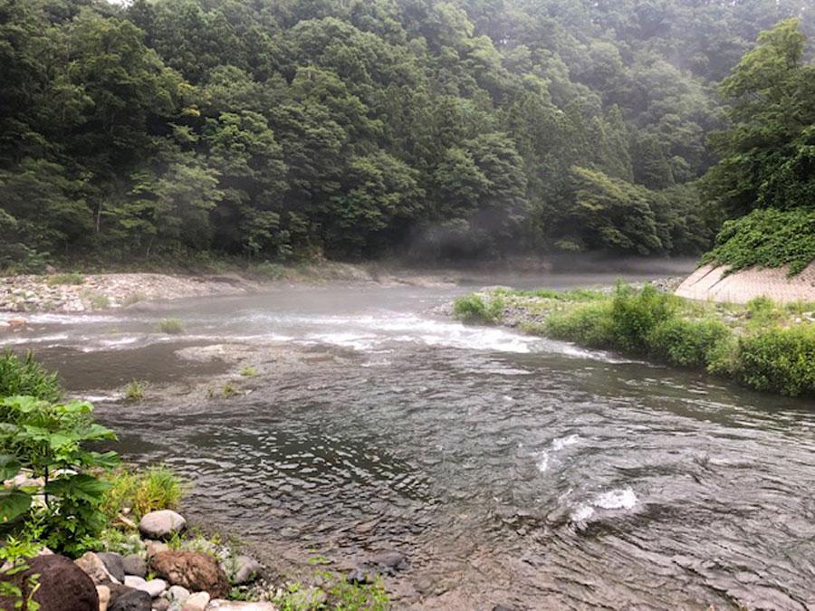 スタッフ齋藤釣行記~桂川 笹子川・アユ20-23cm/2匹~