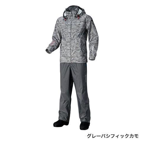 シマノ『DSベーシックスーツ RA-027Q』