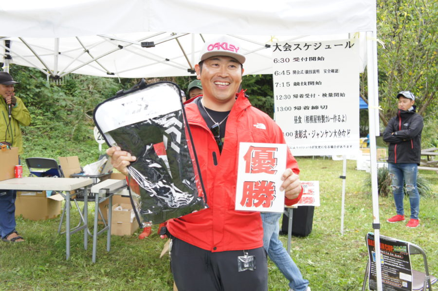 2019年10月6日(日)第24回Sagamiya謝恩親睦バス釣り大会