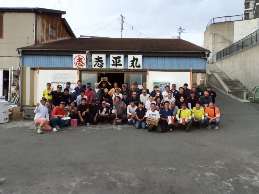 【報告】2019年10月20日(日)第6回相模屋カワハギ王決定戦