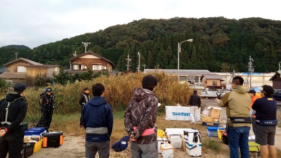 スタッフ石井釣行記~京都丹後・ヒラマサ2-2.5kg/2匹~