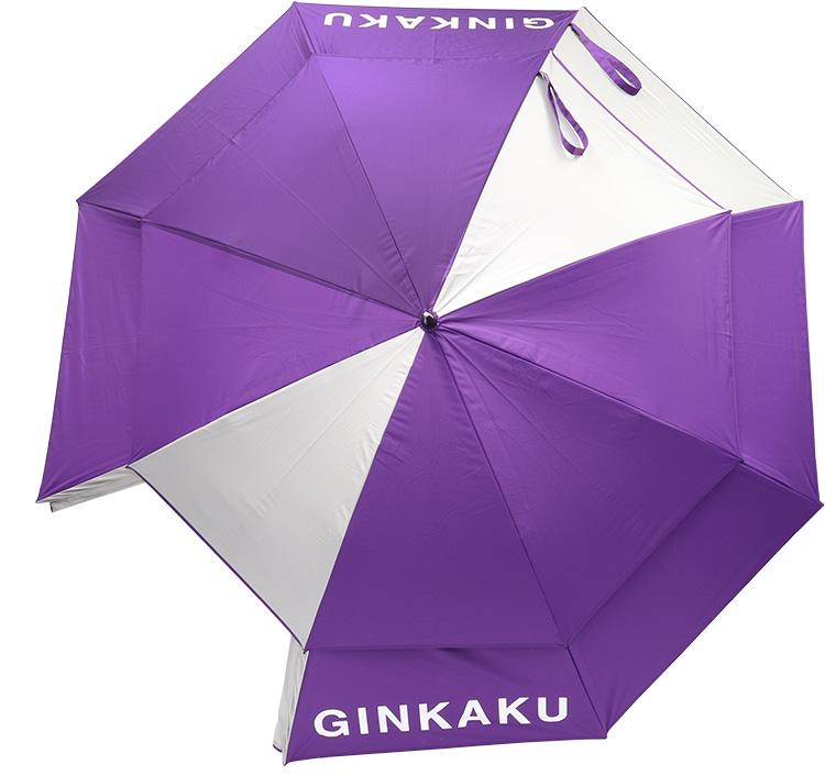 晴雨兼用、通風構造!DAIWA『GINKAKU BIG パラソル100』