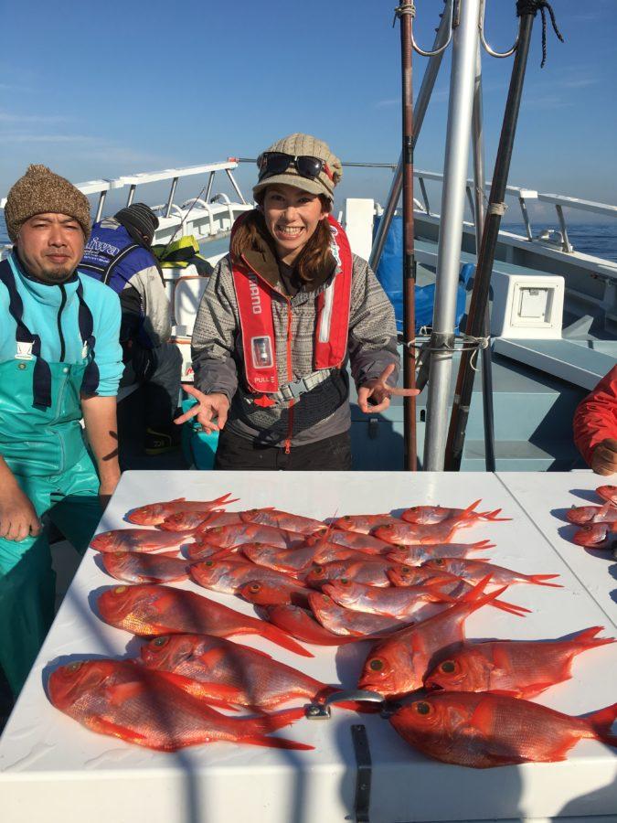 明日の爆朝は、年末年始にめでたい「赤い魚」に関するクイズ♪