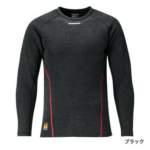 IN-020Q ブレスハイパー+℃ストレッチアンダーシャツ(極厚タイプ)