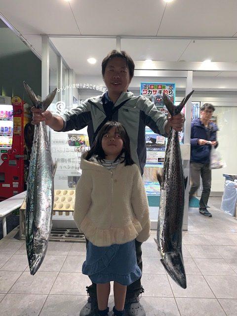 中村様〜サワラ4匹/最大4.8kg〜