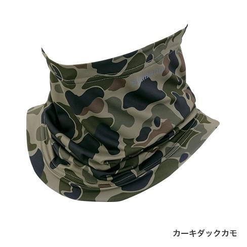 日焼け防止に!シマノ『AC-064Q SUN PROTECTION ネッククール』『AC-061R 同フェイスマスク』