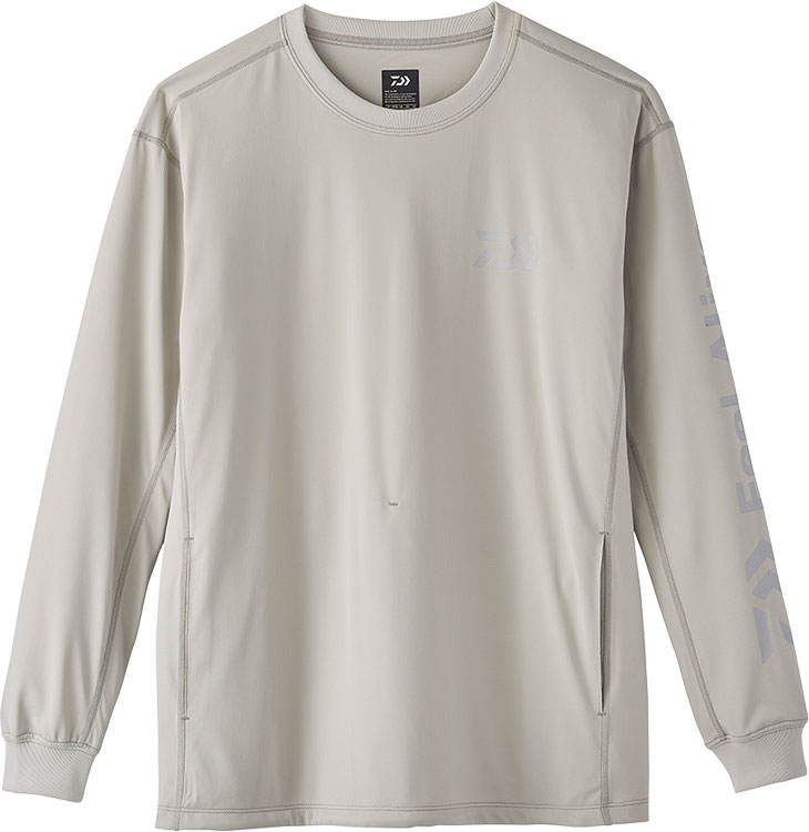 DAIWA『DE-52020(BUG BLOCKER 防蚊ロングスリーブクルーネックシャツ)』