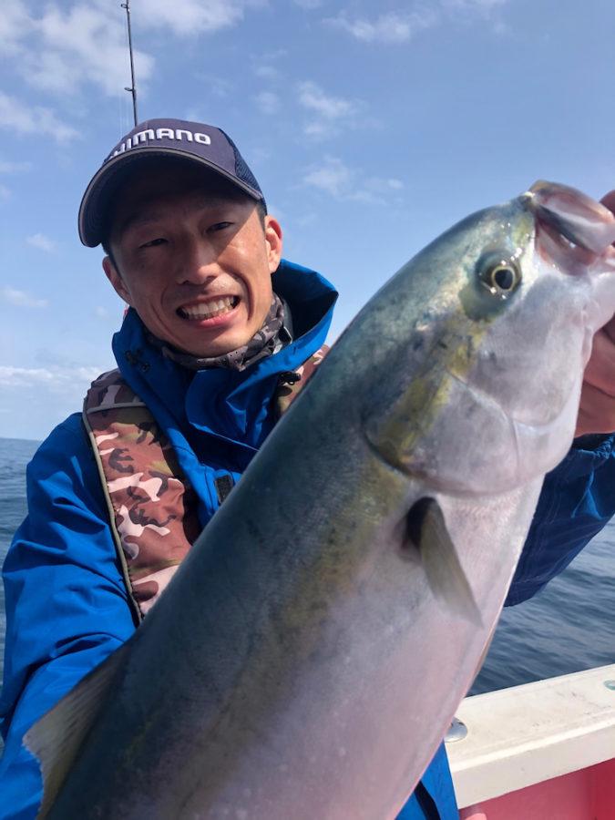 スタッフ石井釣行記〜イナダたくさん・サバ3匹〜
