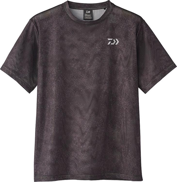 日焼け・猛暑対策!ダイワ『DE-87020(ドライメッシュ ショートスリーブTシャツ)』