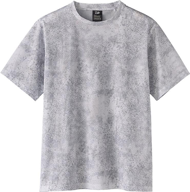 ダイワ『DE-87020(ドライメッシュ ショートスリーブTシャツ)』