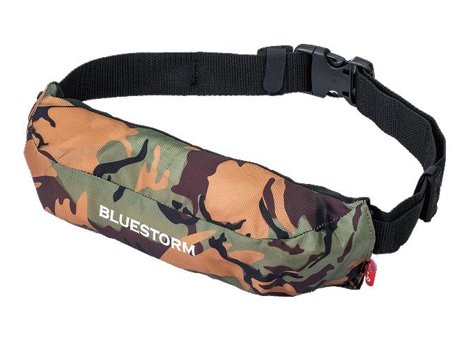 BLUESTORM『BSJ-9320RS(Blue、グリーンカモ)』