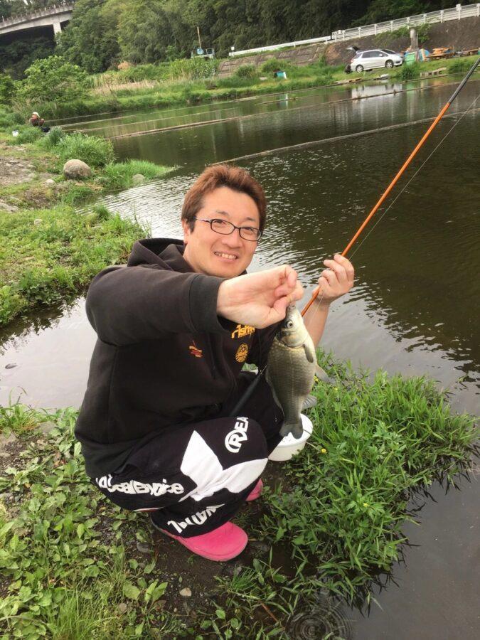 7月の爆釣モーニングは、相模川でお手軽フィッシングをご紹介♪