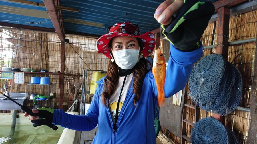 明日の爆釣モーニングは、お手軽フィッシングの実釣取材♪