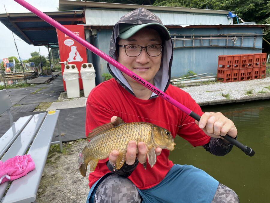 8月の爆釣モーニングは、ハゼ釣りをご紹介♪