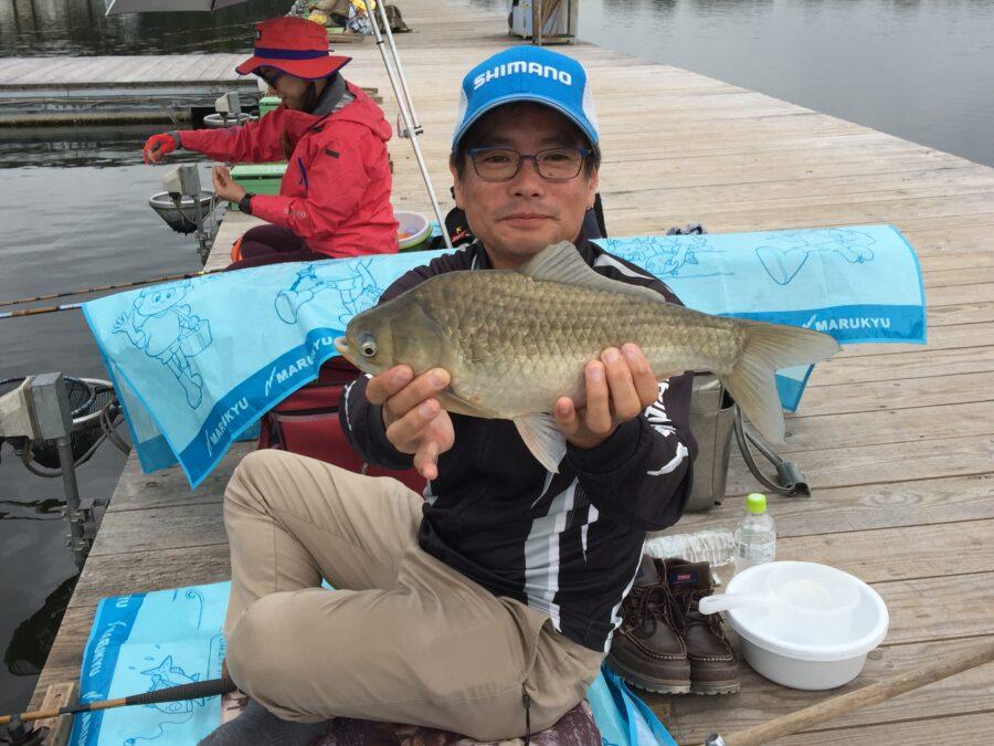 9月の爆釣モーニングは『相模川でのコイ釣り』をピックアップ!