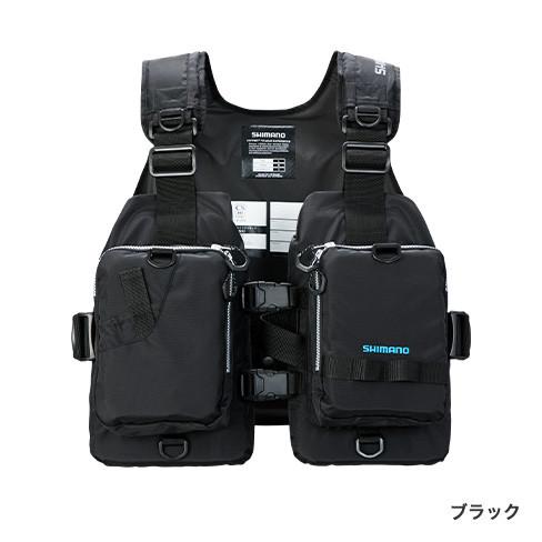 重さ約1kgの軽量フローティングベスト!シマノ『VF-068T ゲームベストライト』