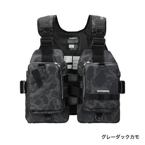 シマノ『VF-068T ゲームベストライト』
