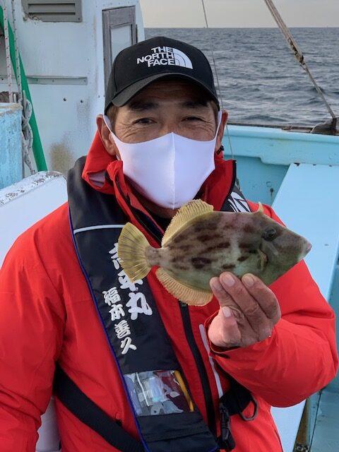 スタッフ平賀釣行記~佐島・志平丸13-22cm/22匹~