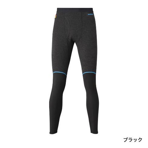 シマノ『IN-050S ブレスハイパー+℃ ハイブリッドアンダーシャツ』