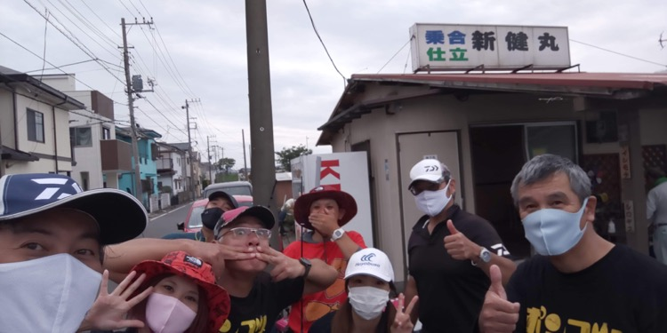スタッフ齋藤釣行記~シロギス16匹・イシモチ~