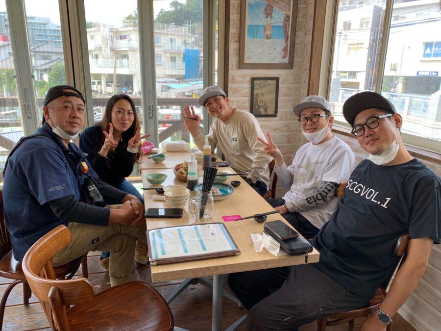 スタッフ千鮎釣行記~金沢八景・アジ11匹~