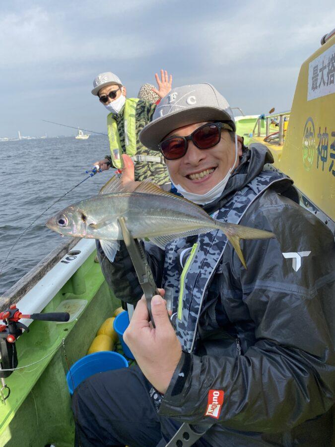 井手さんのYouTubeチャンネルにてLTアジ釣行がアップ!