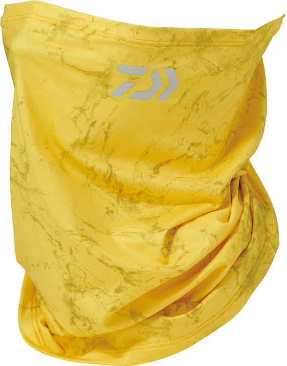 春夏向け!ダイワ『DA-9721アイスドライ® クールネック&フェイスカバー』