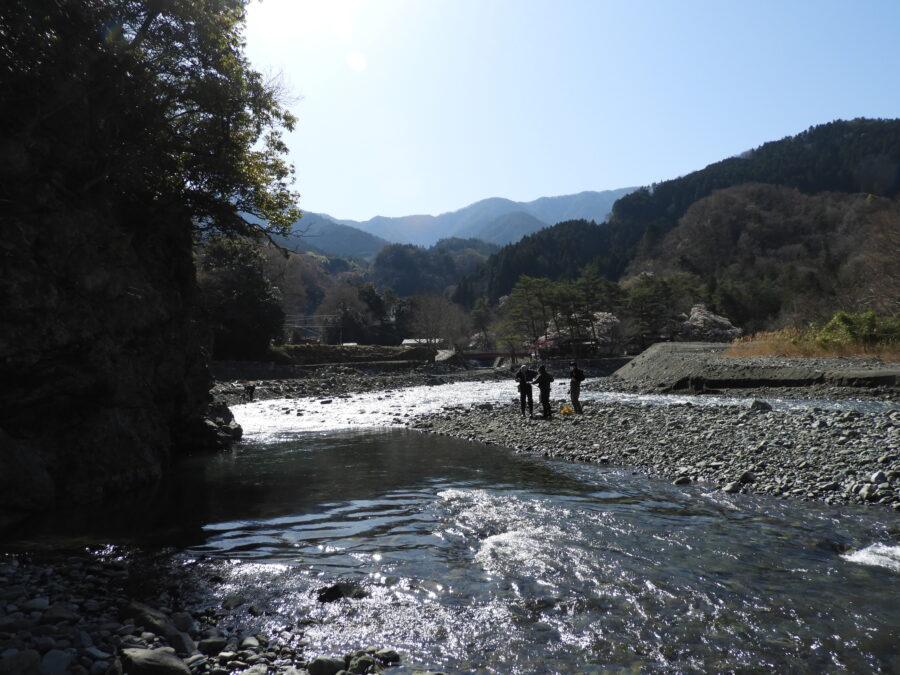 明日の爆モンは、渓流釣りの実釣レポート!