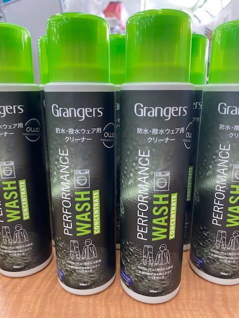 Grangers(グランジャーズ)『ウェア専用クリーナー・撥水剤・撥水剤詰め替え用・撥水剤スプレータイプ』